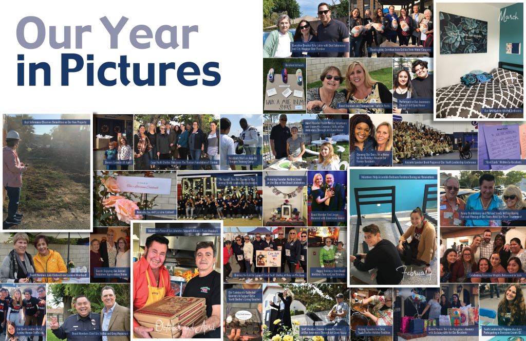 Our Year in Pictures