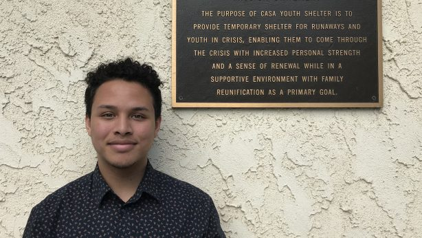 Casa Youth Shelter Alumni Spotlight: Zion