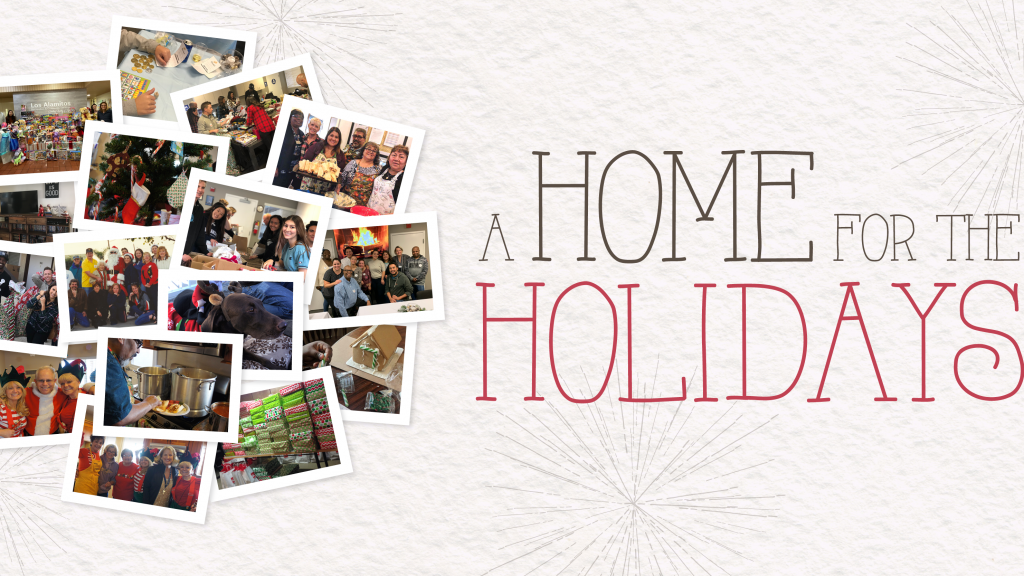 A Home for the Holidays